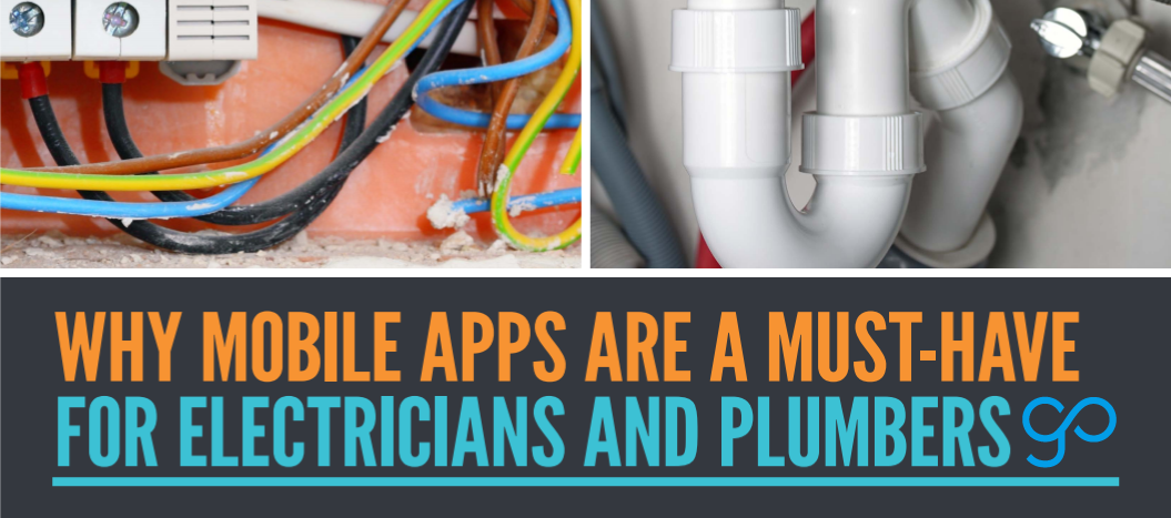 Electricians & Plumbers - Mobile Apps