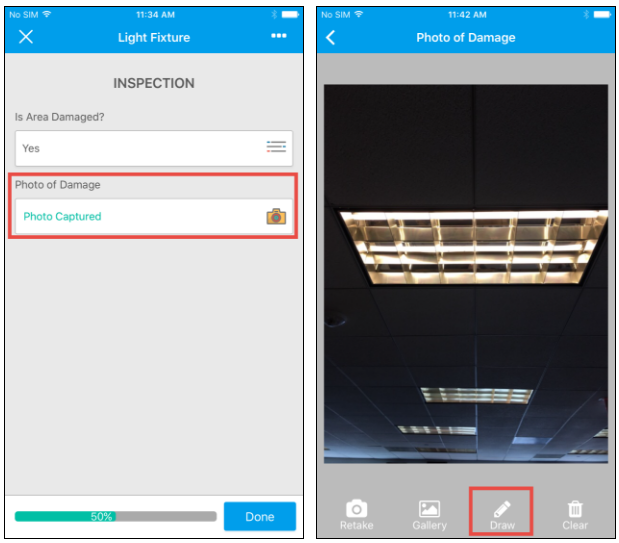 Canvas Mobile App - Editing Photo