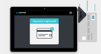 mobile payment apps - iphone or android