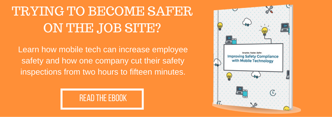 How Mobile Technology Can Make You Safer On The Worksite