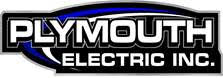 Plymouth electric logo