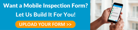 Mobile Inspection Form
