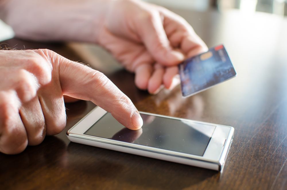 Credit card and smart device