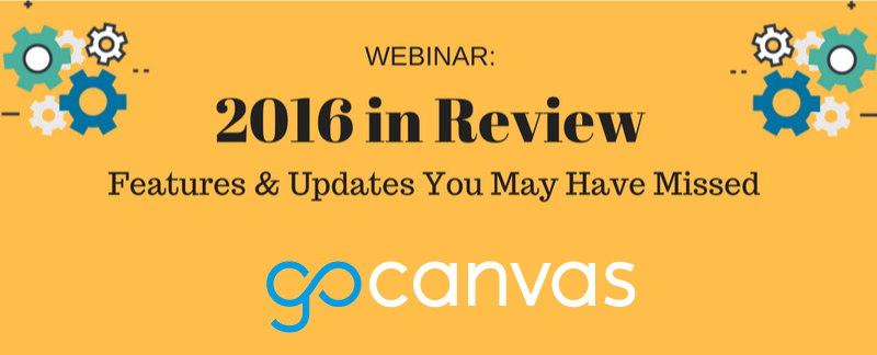 2016 Canvas features and updates