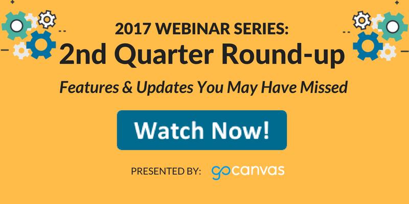 Canvas Webinar - Watch Now!