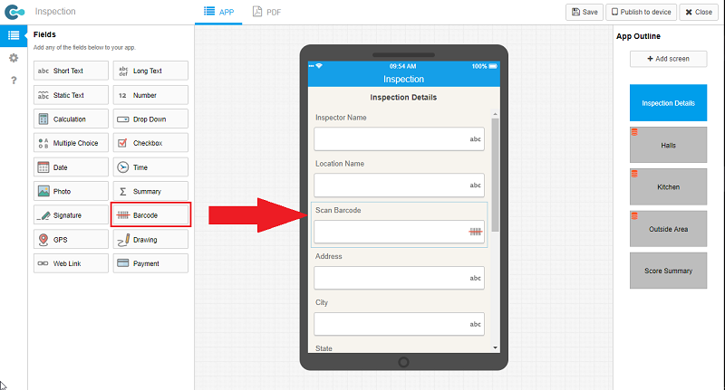 Create your own mobile apps with GoCanvas!