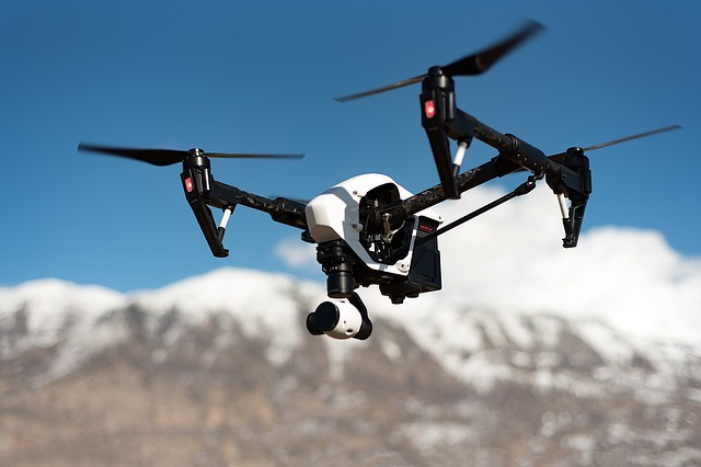 Drone: Predicting the Top 5 Technology Trends in Construction for 2017