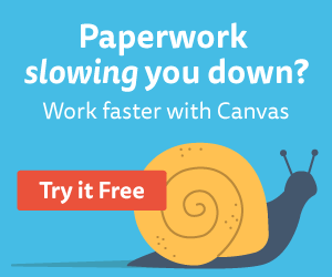 Paper slowing you down? - Try it Free!