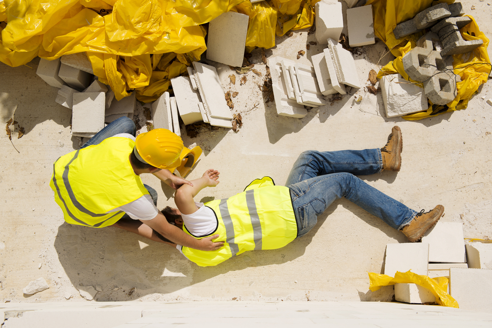 Steps to Prevent Falls at Your Construction Site
