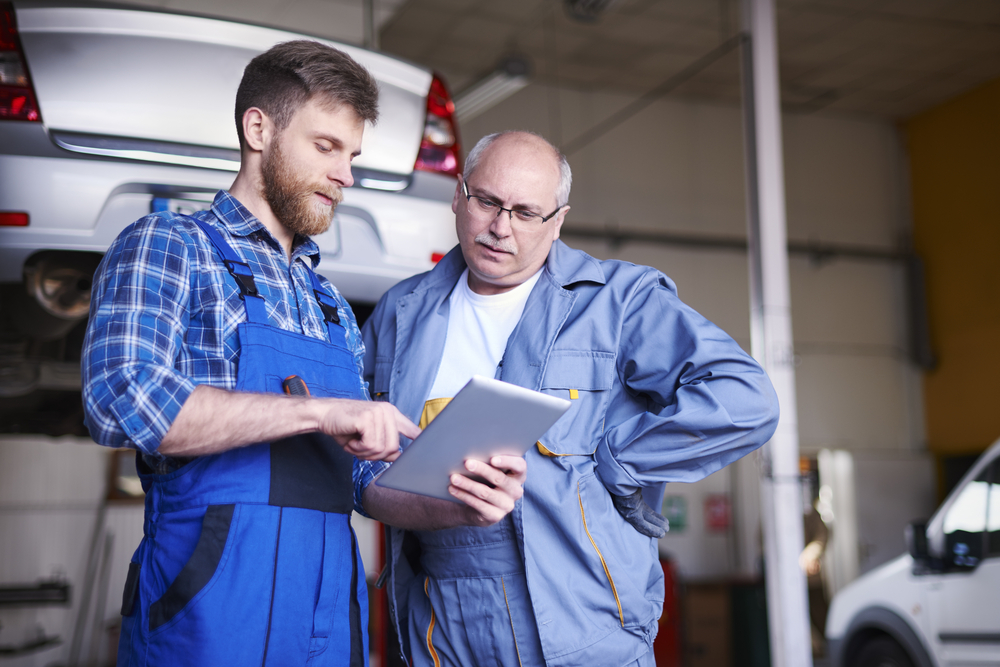 Auto Repair Scheduling Four Ways to Keep the Work Balanced
