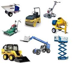 construction equipment salvage