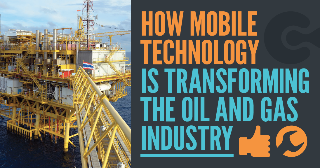 Improving Oil and Gas Safety Using Mobile Technology
