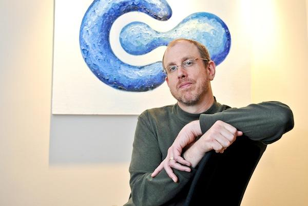 Canvas CEO James Quigley and Washington Business Journal
