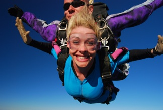 Skydiving Company has Falling Out with Paper:  Goes Mobile with GoCanvas Waiver Apps on iPad