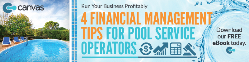 Financial Management: 4 Things  Every Pool Service Operator Should Know