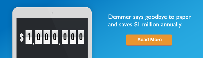 Read how Demmer is saving money with Canvas