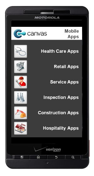 Droid X Mobile Business Apps