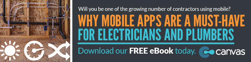 Why Paper Apps Are a must for Electricians and Plumbers