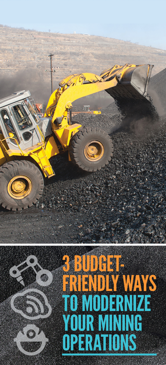 mining eBook page