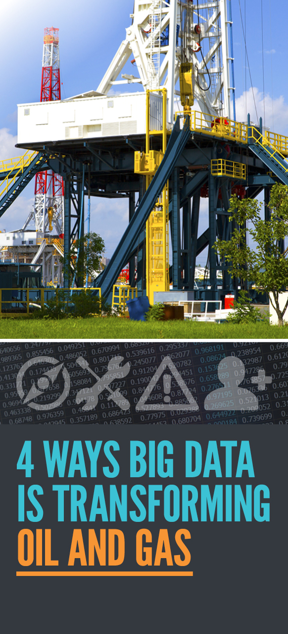 4 Ways Big Data is Transforming Oil and Gas