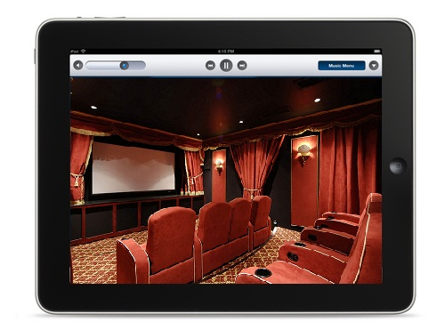 Install Home Theater with GoCanvas Apps