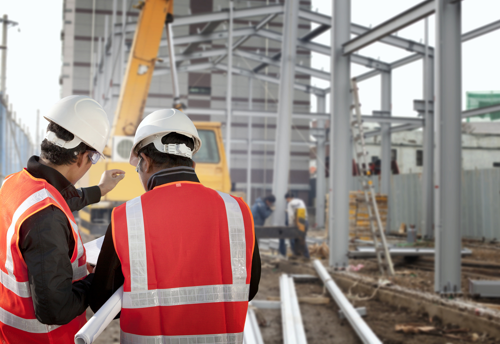 construction worksite