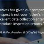 us inspect customer story for inspection templates