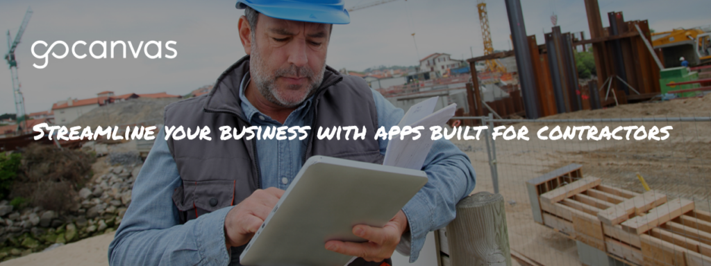 Streamline your business with apps built for contractors