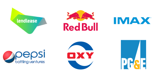 Customers company logos