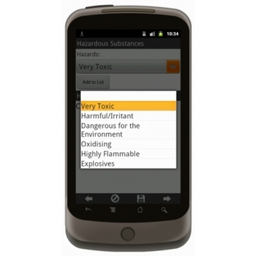Android: Demolish of Old Chimney Method Statement Mobile App (Example 4)