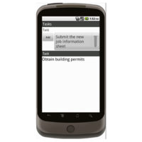Android: Project Startup Checklist - Construction Forms for Contractors Mobile App (Example 3)