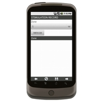 Android: Completion Report (Wells) Mobile App (Example 2)