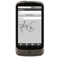Android: Plugging Affidavit (Wells) Mobile App (Example 2)