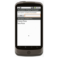 Android (1.5+): Petty Cash Voucher Mobile App (Example 3)