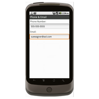 Android (1.5+): Petty Cash Voucher Mobile App (Example 1)