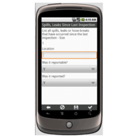 Android: Stormwater Construction Site Inspection Report - New Mexico Mobile App (Example 3)