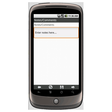 Android: Construction Daily Field Report Mobile App (Example 3)