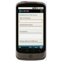Android: OSHA - Notice of Alleged Safety Violation Mobile App (Example 1)
