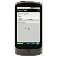 Android: Good Agricultural Practices (GAP): Field and Post-Harvest Pesticide Treatment Report Form Mobile App (Example 4)