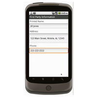 Android (1.5+): Basic Contract (Individual to Individual) Mobile App (Example 2)