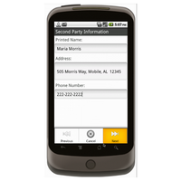 Android (1.5+): Basic Contract (Individual to Individual) Mobile App (Example 4)