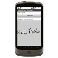 Android (1.5+): Basic Contract (Individual to Individual) Mobile App (Example 5)