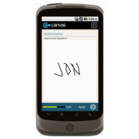 Android: Change Order Form w/Provision for License - TheContractorsGroup.com Mobile App (Example 4)