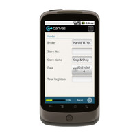Android: Retail Merchandise Inspection Mobile App (Example 1)