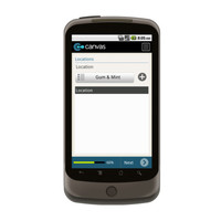 Android: Retail Merchandise Inspection Mobile App (Example 2)