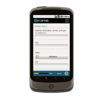 Android: W9-Taxpayer ID Number and Certification Mobile App (Example 2)