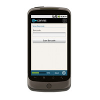 Android: Sample Barcode Form Mobile App (Example 1)