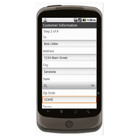 Android (1.5 - pre1.6): Work Order - Deluxe 6544 Mobile App (Example 2)