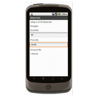 Android (1.5 - pre1.6): Work Order - Deluxe 6544 Mobile App (Example 4)