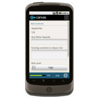 Android: School Health and Safety Risk Assessment - Safety-Link Mobile App (Example 4)